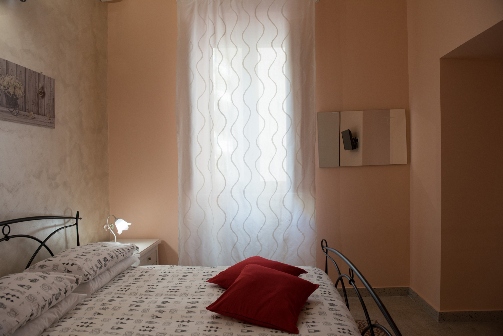 Petunia viatrento30 bed breakfast salerno campania for Bed and breakfast le bic